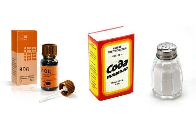 Лечение молочницы раствором соды